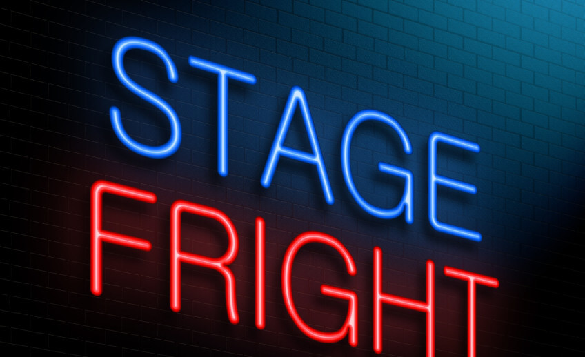 Public Speaking – Stage Fright