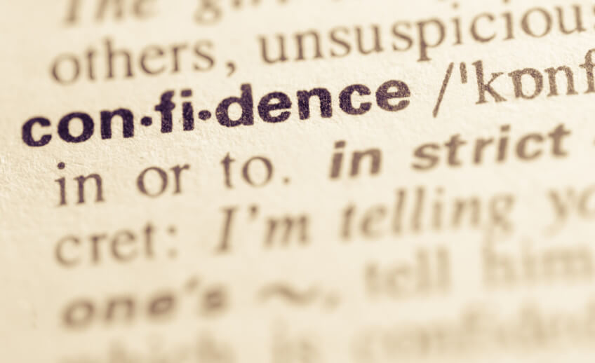 Confidence – Self Esteem